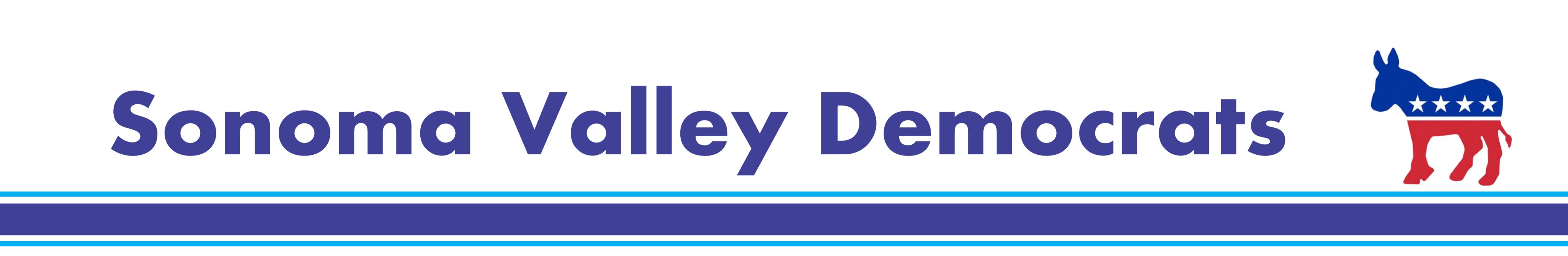 Sonoma Valley Democrats